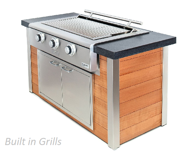 Leading Best Built In Grills Review 2021