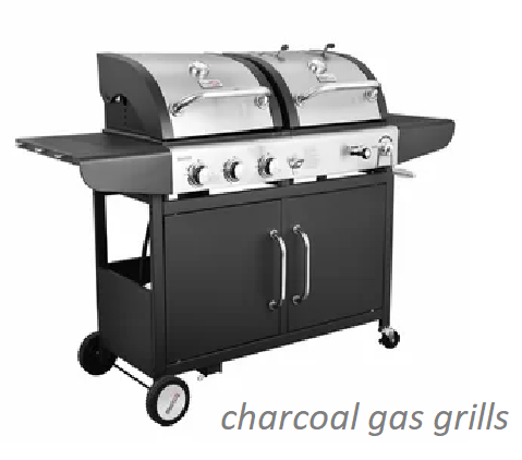Best Charcoal Gas Grills Combo– Hybrid Combination Grills