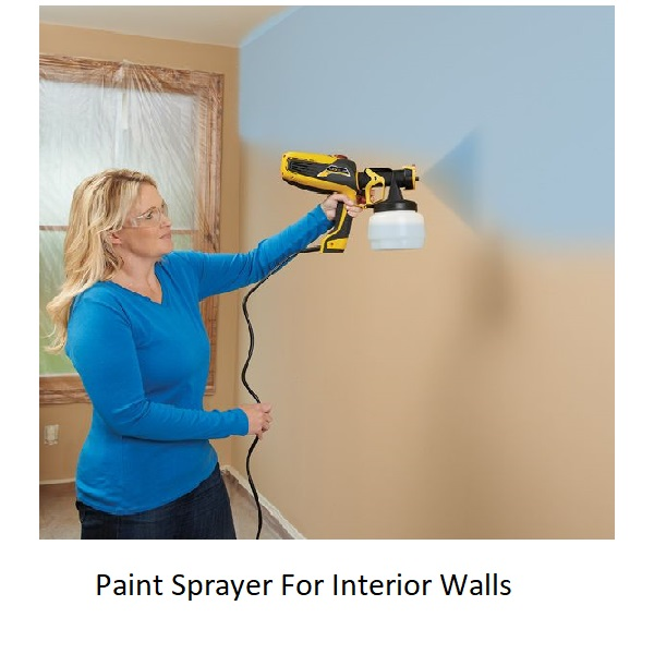 Best Paint Sprayer For Interior Walls 2020