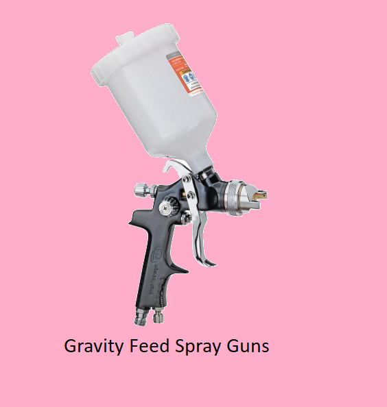 Best Gravity Feed Spray Guns Reviews In 2020